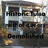 Home of Early LGBTQ Movement in Tulsa