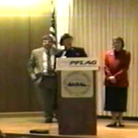 PFLAG - Tulsa Chapter - Project Open Mind Press Conference