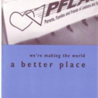 PFLAG Pamphlet