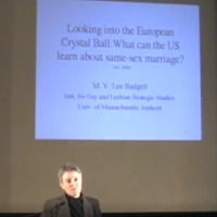 TOHR History Project - Looking Into the European Crystal Ball:  What Can the United States About Same-Sex Marriage